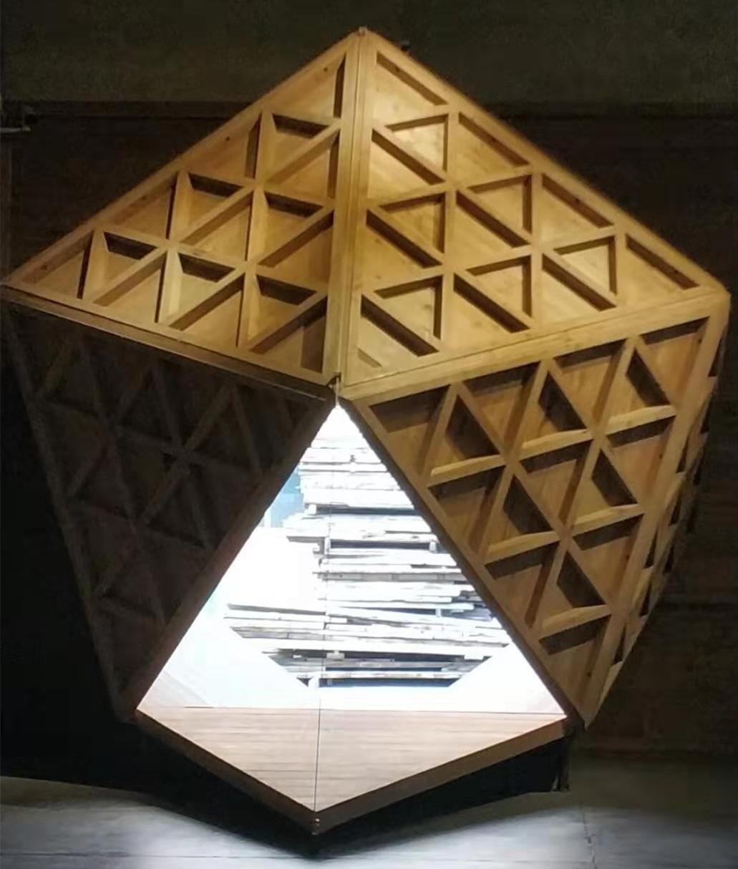 木屋活动展厅门