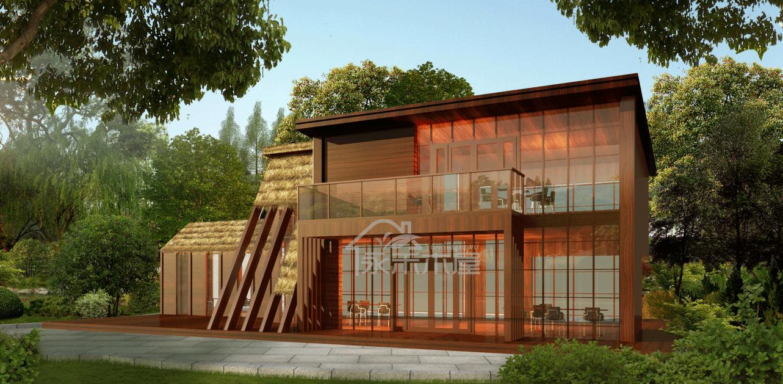 木屋公司轻型木结构04