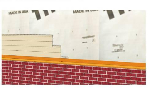 木別墅外墻掛板安裝